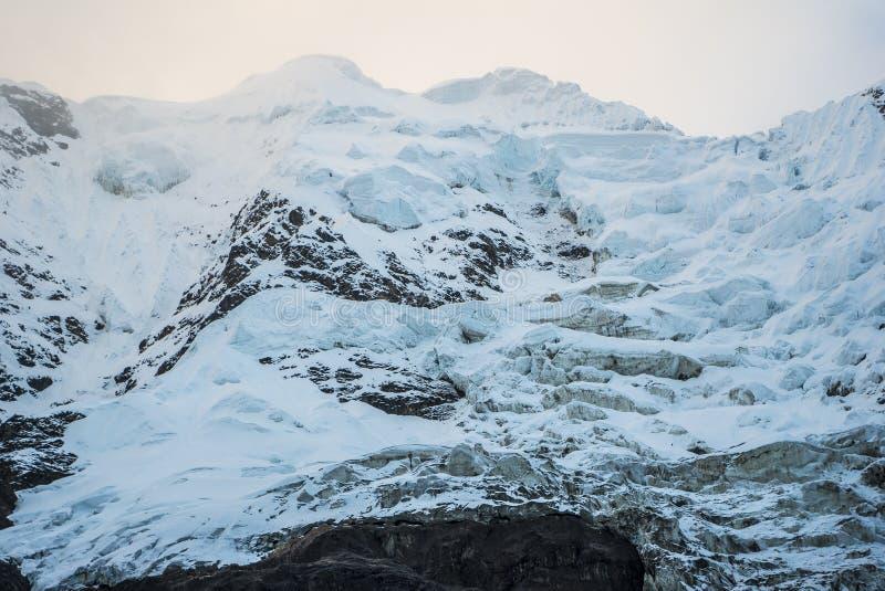 Salkantay Trekking Peru obrazy stock