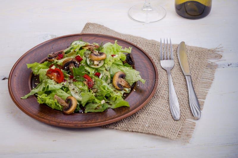 Salladgrönsak arkivfoto