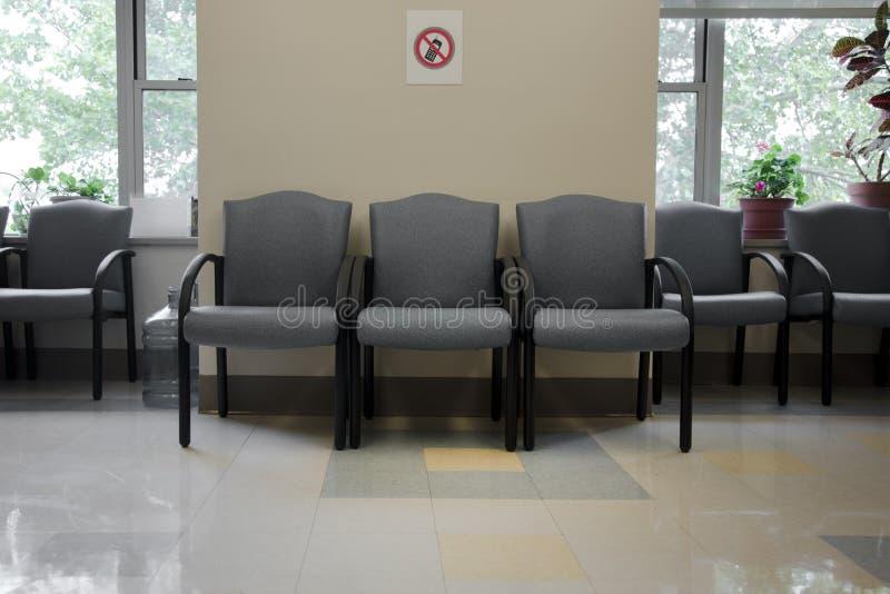 Salle d'attente photo libre de droits