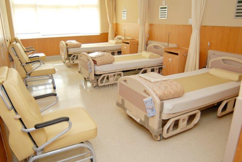 salle d'hôpital photo stock