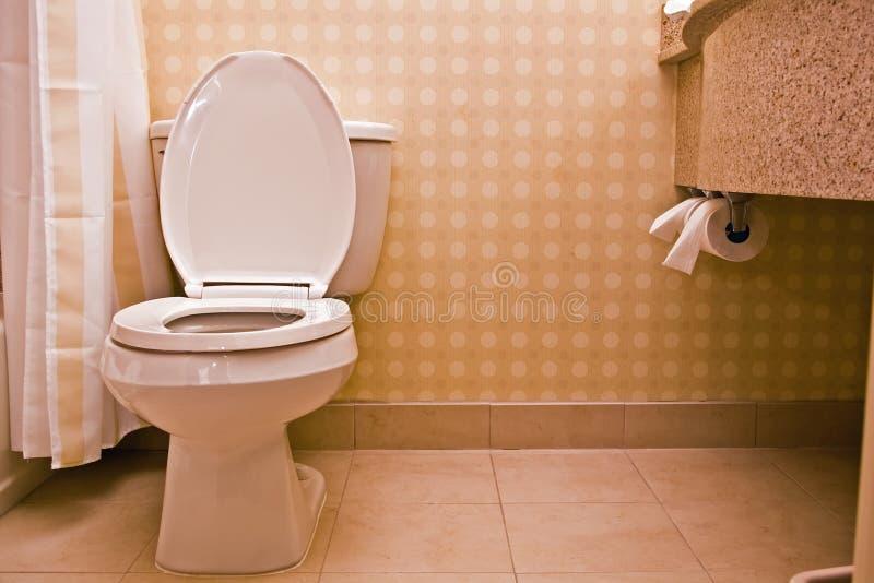 Salle de bains à la mode photos stock