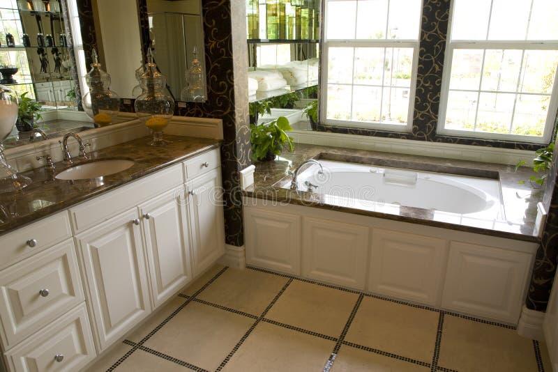 Salle de bains 2459 images stock