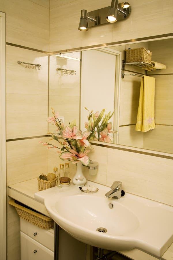 Salle de bains 3 image stock