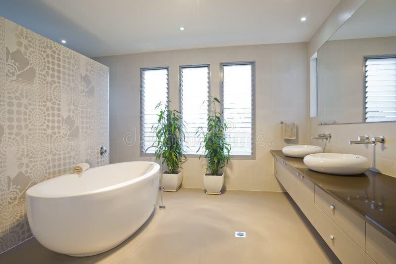 Salle de bains de luxe image libre de droits