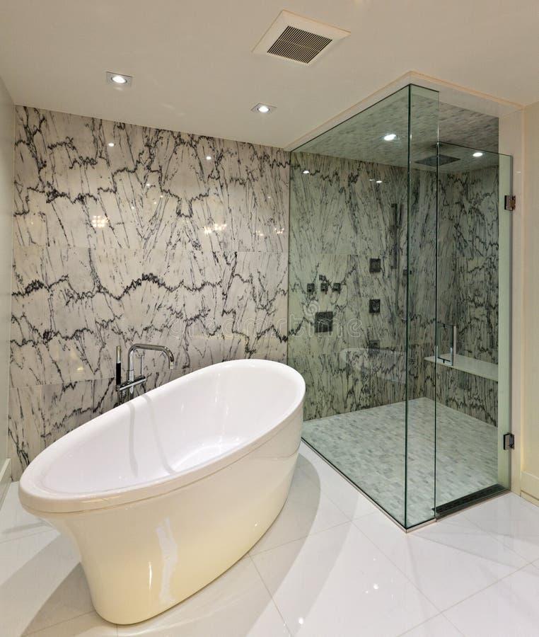 Salle de bains principale images libres de droits