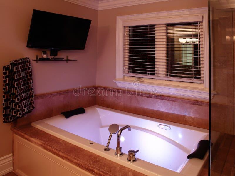 Salle de bains principale photos libres de droits