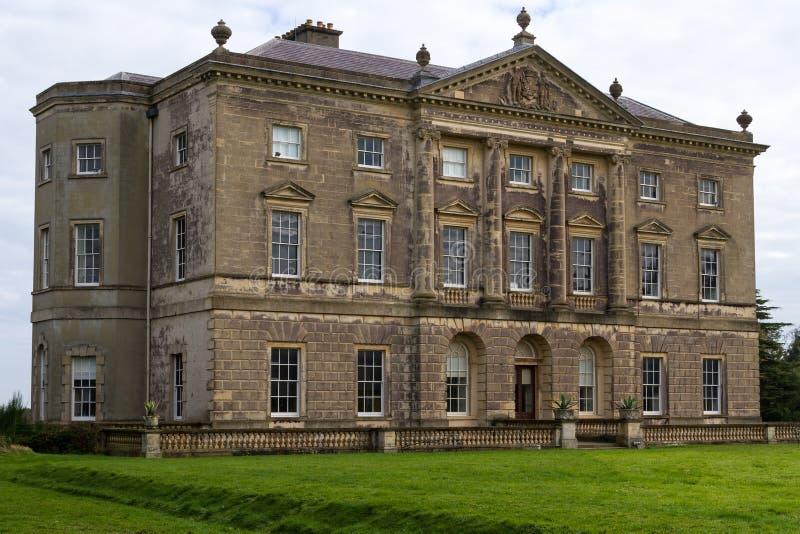 Salle de château, comté vers le bas, l'Irlande du Nord images stock