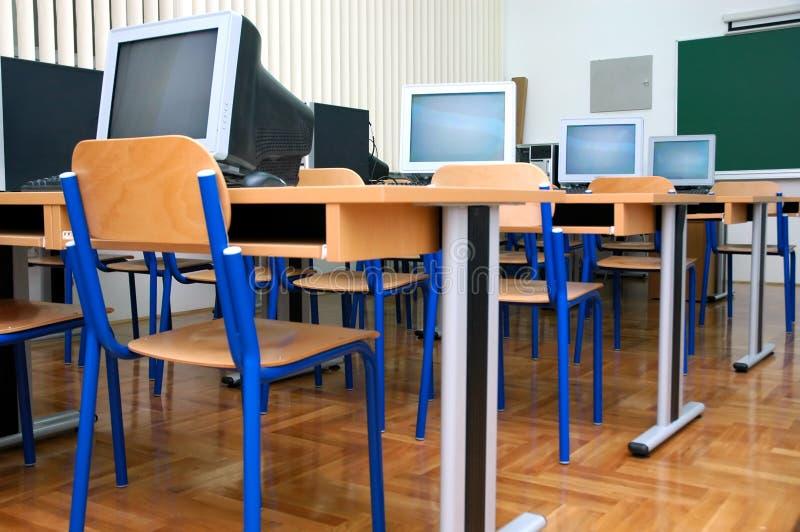 Salle de classe 2 de la Science photos libres de droits