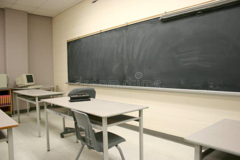 Salle de classe photo libre de droits