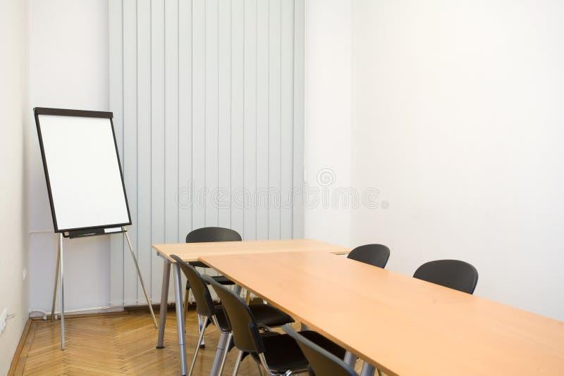 Salle de classe vide photo stock