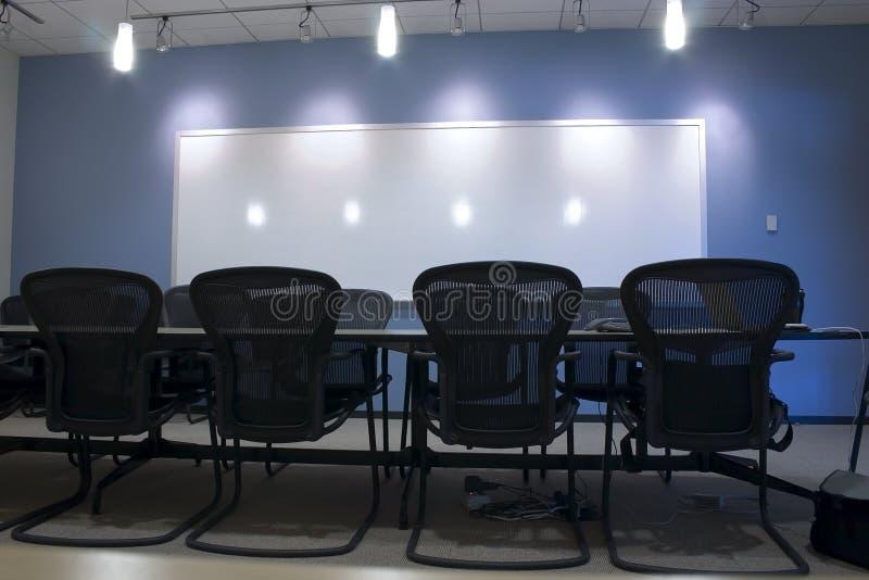 Salle de conférence photographie stock