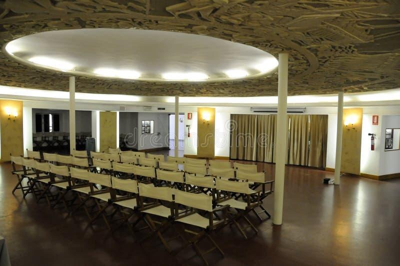 Salle de conférence images libres de droits