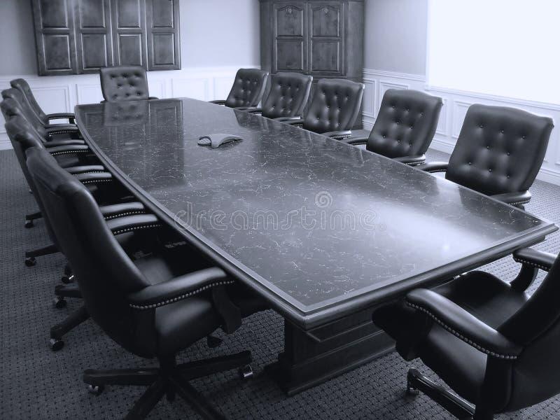 Salle de conférence de bureau photos stock