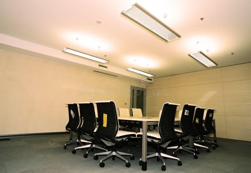 Salle de conférence de corporation II photographie stock libre de droits