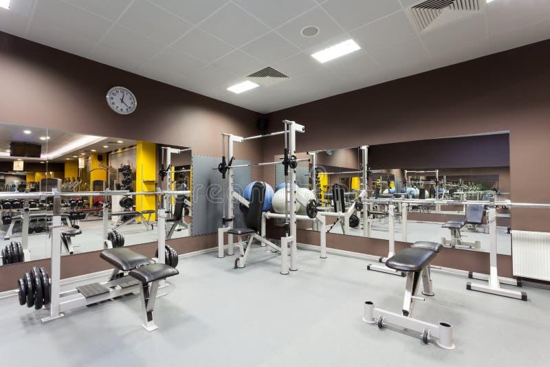 Salle de gym image stock