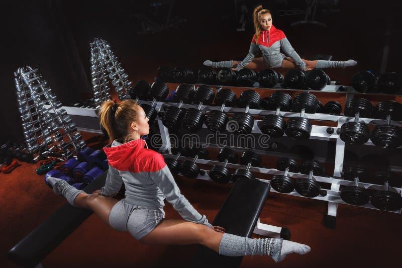 Salle de gym photos stock