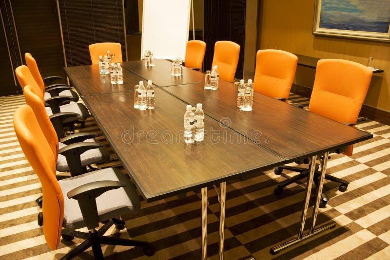 Salle de réunion moderne photo libre de droits