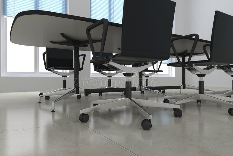 Salle de réunion moderne illustration stock
