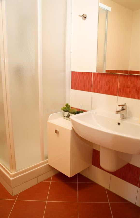Salle de toilette photo libre de droits