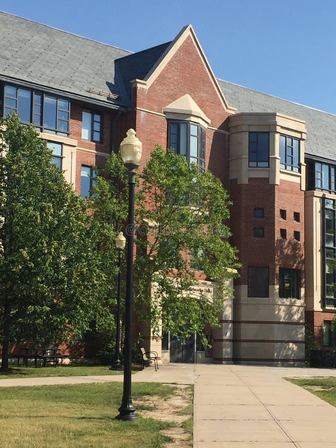 Salles de dortoir à l'université du Connecticut ( ; UConn) ; dans Storrs, le Connecticut photographie stock
