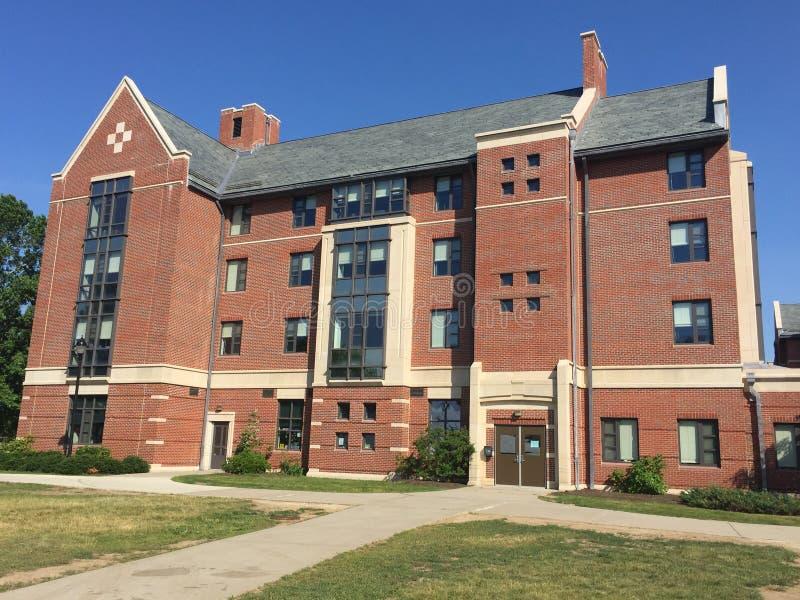 Salles de dortoir à l'université du Connecticut ( ; UConn) ; dans Storrs, le Connecticut photo stock