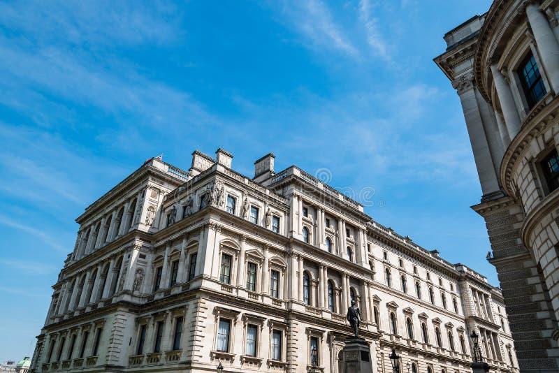 Salles 'op?rations renseignement' et Robert Clive Memorial de Churchill ? Londres photos stock