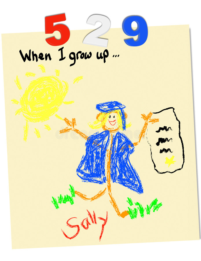 sally 529 ilustracja wektor