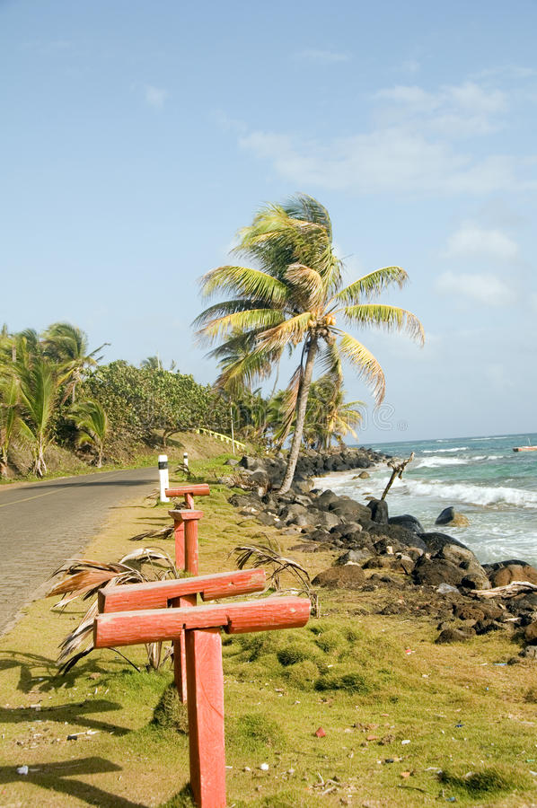 Download Sally Peaches Beach Sally Peachie Big Corn Island Nicaragua Stock Image - Image: 30288565