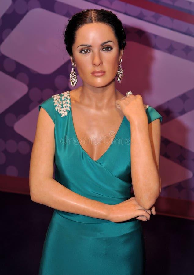 Salma Hayek imagem de stock royalty free