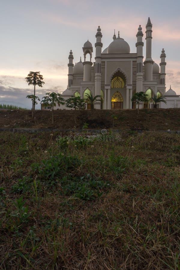 Salman Mosque Malang stockfotos