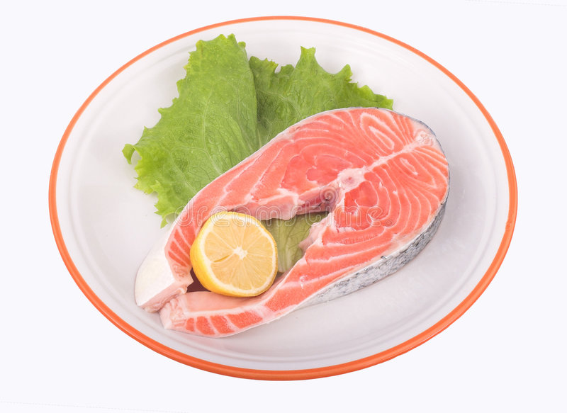 Download Salmon stock image. Image of food, fish, salmon, free, proteins - 491689
