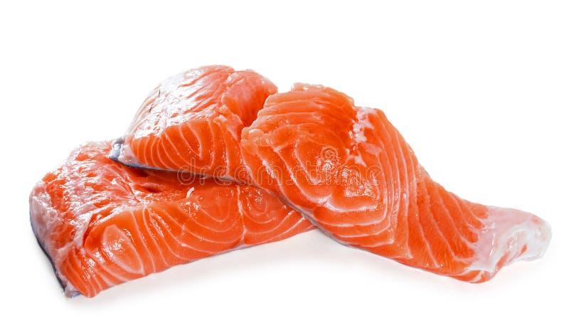Salmon Fillet arkivfoto