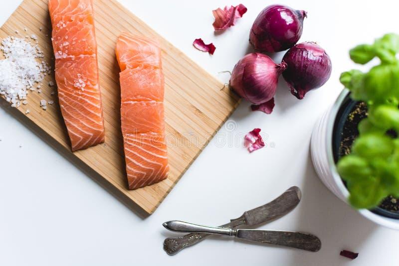 Salmon Fillets Free Public Domain Cc0 Image