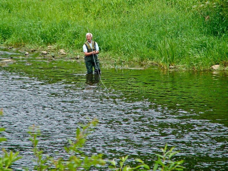 Download Salmon Fisherman editorial stock photo. Image of kilkenny - 23315328