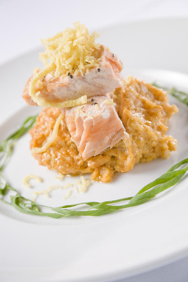 salmon tandoori типа стоковое изображение