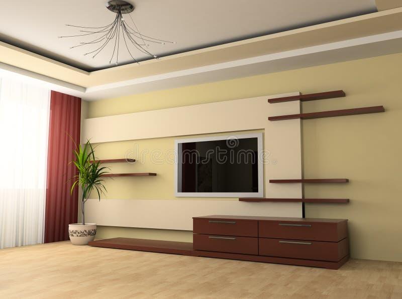 salon obrazy royalty free