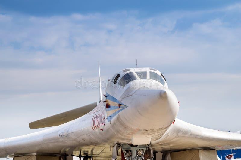 Salon aérospatial international MAKS-2015 photographie stock