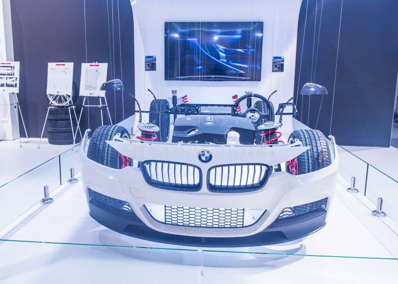 Salon automobile 2014 de SEMA image libre de droits