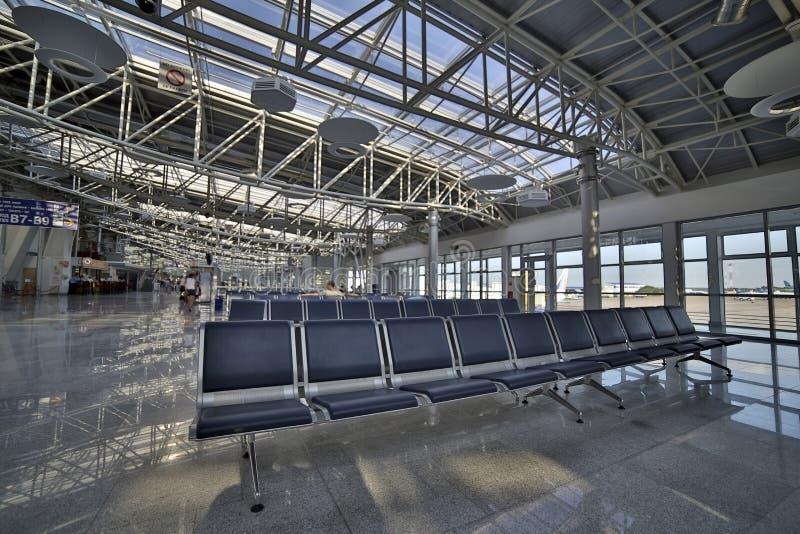 Salon d'aéroport photos libres de droits