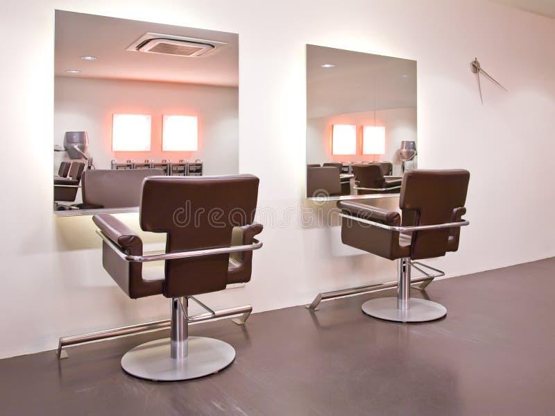 Salon de beauté photos libres de droits