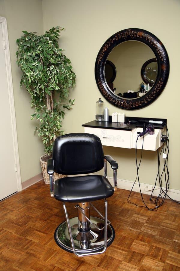 Salon de cheveu photographie stock libre de droits