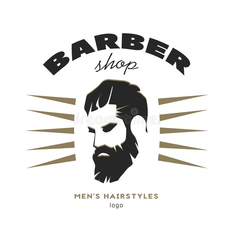 Salon de coiffure illustration libre de droits