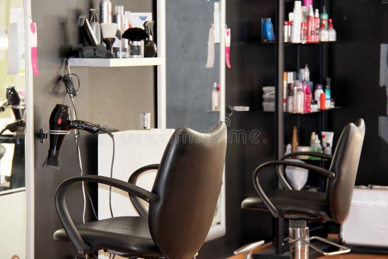 Salon De Coiffure Moderne : Salon de coiffure moderne images libres droits image