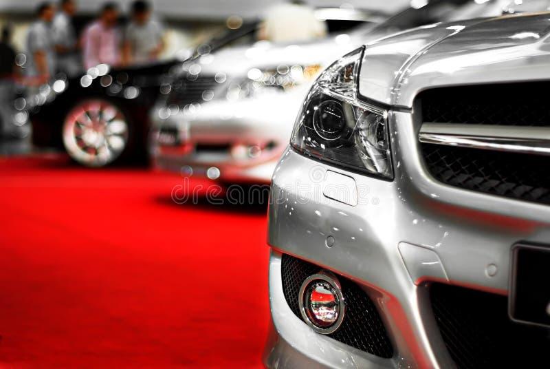 Salon de l'Automobile photos stock