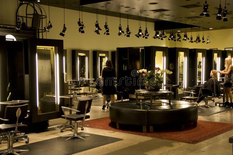 Salon moderne photos stock