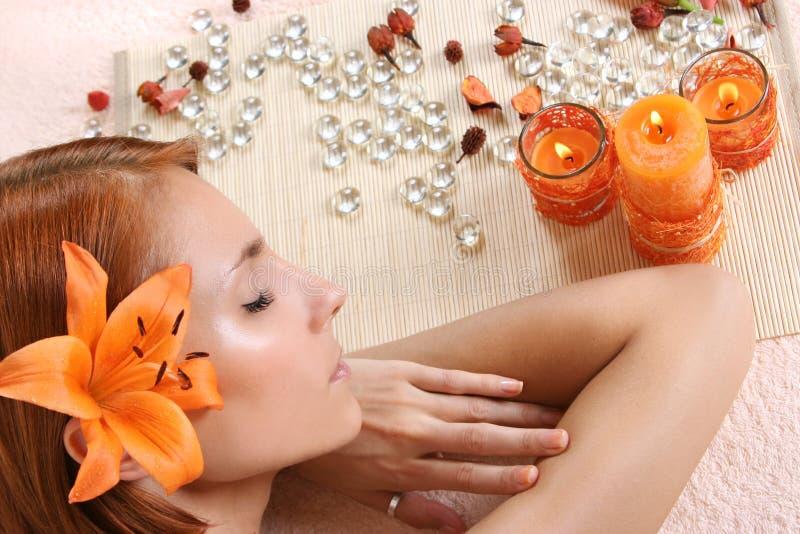 salon spa στοκ εικόνες
