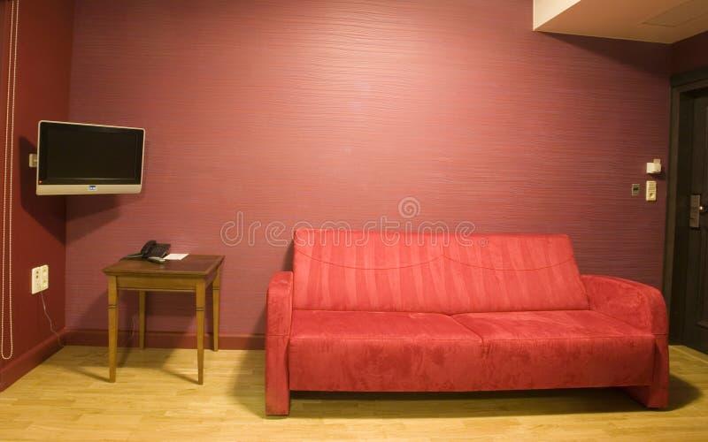 Salone fotografia stock