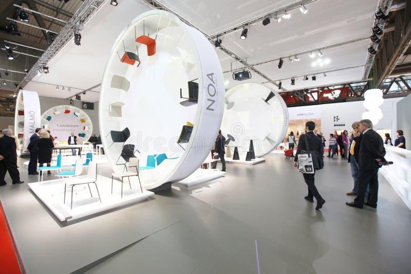 Salone del mobile 2012 fotografia stock editoriale for Salone del mobile prezzi