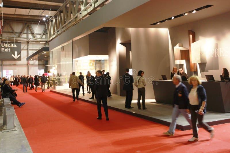 Salone Del Mobile 2012 Editorial Image