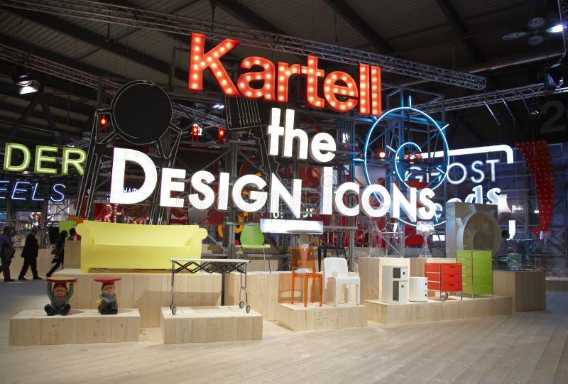 Salone del Mobile, Milan, furniture fair